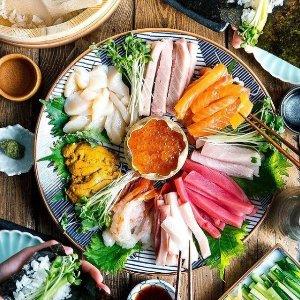 低至9折+满£100额外8.5折The Fish Society 全场热促 在家就能吃鲍鱼、帝王蟹、小龙虾