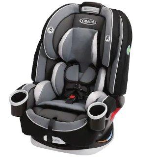 $199.99起+送$30礼券GRACO 4Ever 全合一双向安全座椅