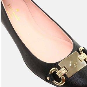 $49.26(原价$148)  鞋码超齐Kate Spade 平底鞋热卖 百搭优雅