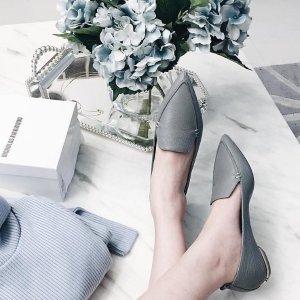 低至3折 $200+收绝美蕾丝乐福鞋折扣升级:Nicholas Kirkwood 美鞋专场 珍珠跟凉鞋、乐福鞋再降价