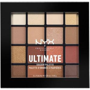 NYX PROFESSIONAL MAKEUPBuy2Get1Ultimate Eyeshadow Palette | Ulta Beauty