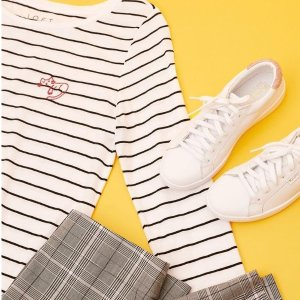 Extra 40% offYour Purchase @ LOFT