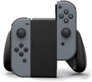 $6.21PowerA Nintendo Switch Joy-Con Comfort Grip - Black