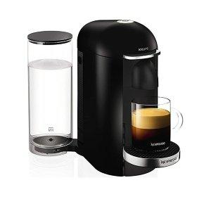 Nespresso赠50胶囊!Krups, Vertuo Plus 胶囊咖啡机