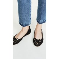 Charlotte Olympia 小猫芭蕾鞋