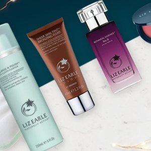 低至45折 £54收£121礼包限今天:Liz Earle's完美派对系列礼包 纯天然护肤品牌