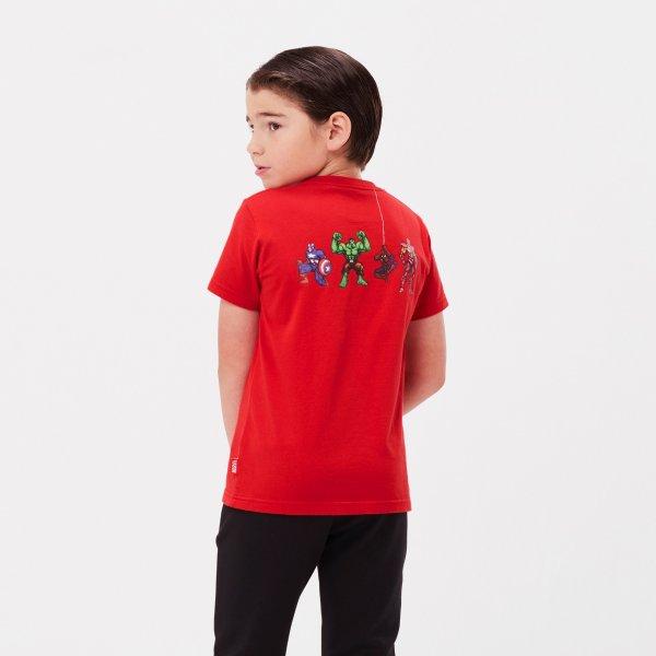 漫威系列 儿童T恤