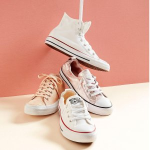 Extra 50% Off+Free Shipping Select Shoes On Sale @ Converse