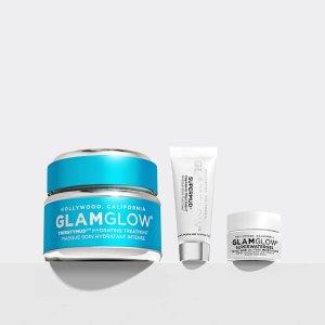 Glamglow价值£50蓝罐补水套装