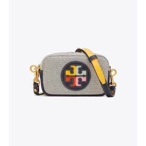 Tory BurchOnline ExclusivePERRY BOMBE CANVAS MINI BAG