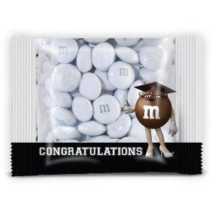 M&M's订制 Miss Brown 毕业祝贺分享装巧克力豆