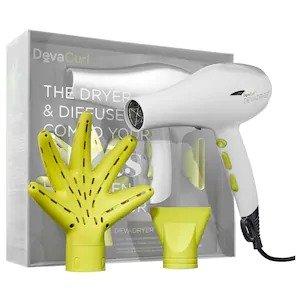 DEVADRYER™ & DEVAFUSER™ Dryer & Diffuser Combo For All Curl Kind