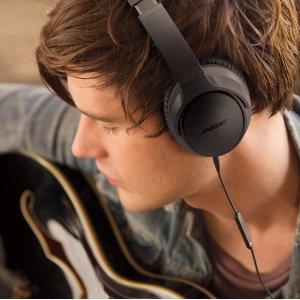 £89.95 (£139.95)Bose官网 SoundTrue® AE II 封闭式耳机 苹果版