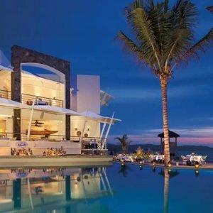 低至3折 每晚最低仅$56墨西哥海湾明珠 巴亚尔塔港全包酒店度假村促销