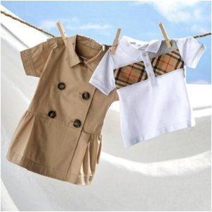 低至7.25折 衬衫、Polo 衫超多大码款Burberry 儿童风衣、Polo 衫、衬衫等优惠