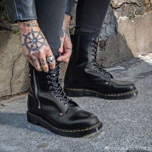 低至8折 €130收最火8孔黄线马丁Dr.Martens 好折持续发力 经典款大汇总 潮酷必备马丁靴