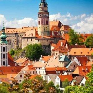 红遍全球的中世纪童话之城大起底什么? 这个叫做CK的捷克小镇比布拉格还要美!