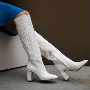 低至3折 半长靴$39Shopbop 秋冬靴子清仓专场,马丁靴$87,反季买超划算