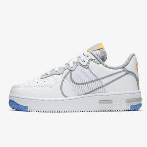 大童款£64起 超多上新Nike官网 Air Force空军一号 男女款鞋履促销