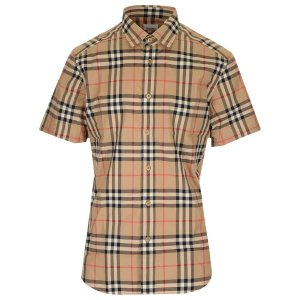BurberryVintage Check Short Sleeved Shirt