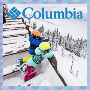 低至5折收儿童雪地靴Columbia 哥伦比亚 儿童雪地靴, 季末清仓