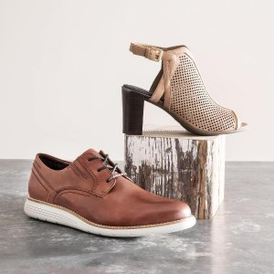 Take 30% off+Free ShippingFriends & Family Sale @ Rockport