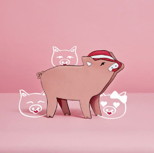 New Arrival!CNY Piglet Collection @Charles & Keith