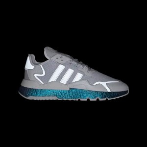 AdidasNite Jogger 人鱼姬底反光跑鞋