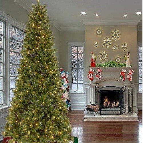 7英尺圣诞树