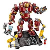 Lego The Hulkbuster机甲钢铁侠 - 76105 | 漫威英雄系列