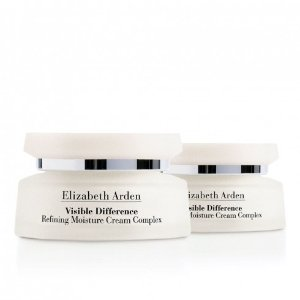 Elizabeth Arden'Visible Difference' Refining Moisture Cream Duo - 2 x 100ml