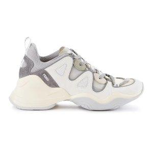 FendiSuede 运动鞋