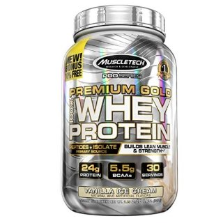 $9.67MuscleTech Premium Gold 100% Whey Protein