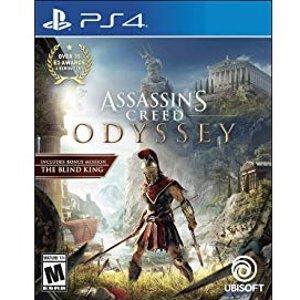$14.99 再降《刺客信条:奥德赛》PS4 / Xbox 实体版