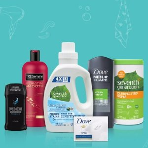 Free $10 Amazon Gift Card with $35 Purchase of Household Items @ Amazon.com