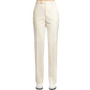Maison Margiela额外7折直筒休闲裤