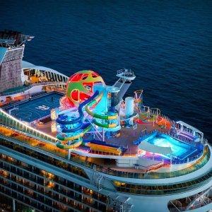7晚行程 $352起 19年日期多皇家加勒比邮轮、极致邮轮夏季促销 免费机票、酒水、消费额度、免小费等福利