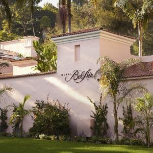 $685/晚 玛丽莲梦露/赫本常住的酒店洛杉矶 Bel-Air 5星级网红酒店 明星网红办Party首选