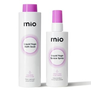 MIO SKINCARE价值$82 入浴放松剂+舒缓喷雾放松舒缓套装