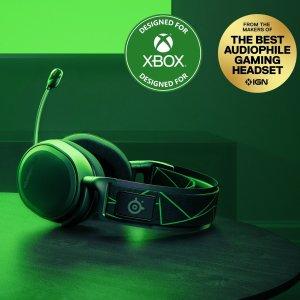 新品上市:Steelseries Arctis 7X 游戏耳机 Xbox Series X|S 优化