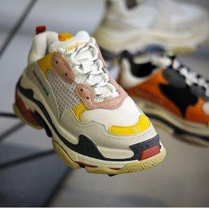 巴黎世家老爹鞋€612+限时包税免邮中国Mytheresa 每日低至7折闪购,收Loewe、Marni、MCQ、Chloe