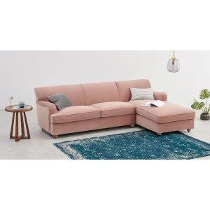 Made需用折扣码 MADEFORYOU10粉色沙发