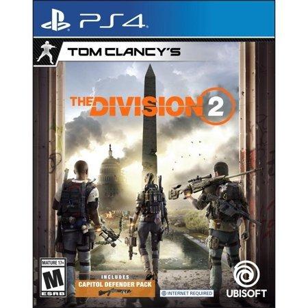 全境封锁2 PS4 实体版