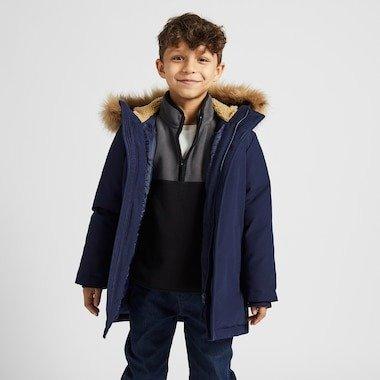 儿童保暖大衣,多色选
