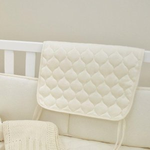 $7.00 (原价$13.99)American Baby Company 有机棉婴儿防水床垫