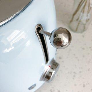 欧洲贵族家庭厨房电器品牌SMEG吐司机测评+吐司机快手三餐分享