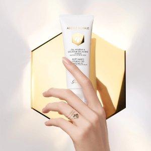 Guerlain含蜂蜜浓缩精华,柔嫩修护+强化指甲蜂润护手霜 40ml