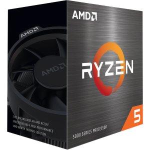 $299.00AMD Ryzen 5 5600X 6Cores 3.7GHz 65W Desktop Processor