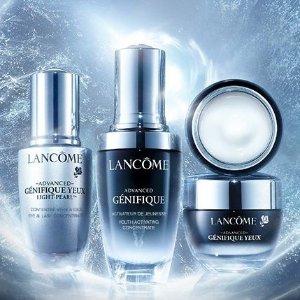 兰蔻全线护肤美妆热促  第二代全新小黑瓶、粉水、菁纯都有