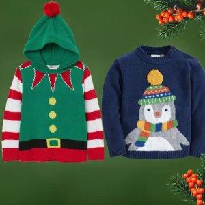 半价!£14就收 体验英国文化必备!英国圣诞毛衣 2021折扣优惠汇总 | 在英国哪里买圣诞毛衣科普